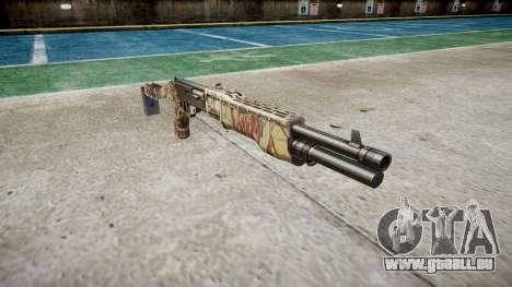Ружье Franchi SPAS-12 Ronin pour GTA 4