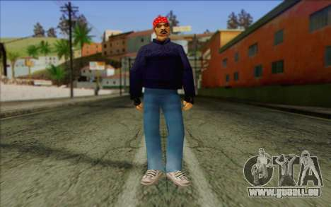 Diablo from GTA Vice City Skin 1 pour GTA San Andreas