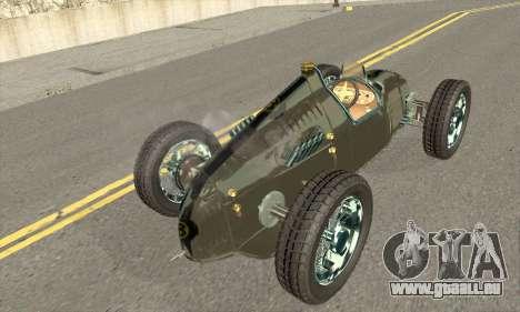 Audi Type C 1936 Race Car für GTA San Andreas linke Ansicht