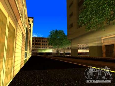 Relax City pour GTA San Andreas deuxième écran