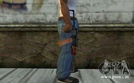 AKS-74U mit PBS-5 für GTA San Andreas dritten Screenshot