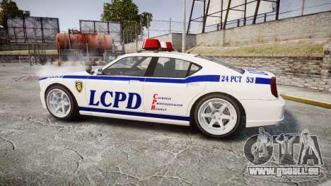 Bravado Buffalo Police für GTA 4 linke Ansicht