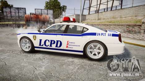 Bravado Buffalo Police pour GTA 4 est une gauche