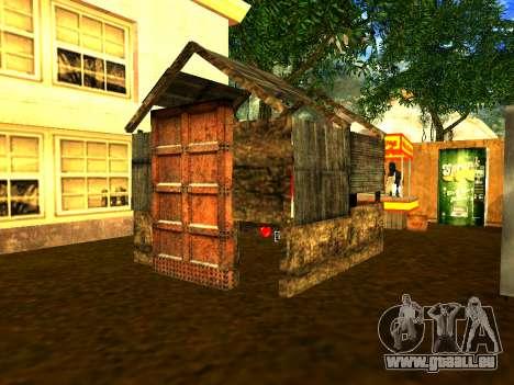 Relax City pour GTA San Andreas douzième écran