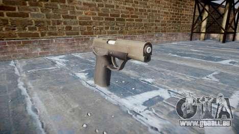 Gun QSZ-92 für GTA 4