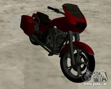 Bagger pour GTA San Andreas