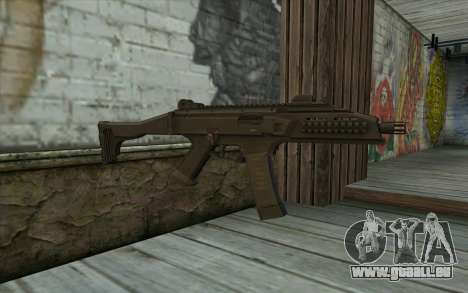 CZ-3A1 Scorpion (Bump Mapping) v3 pour GTA San Andreas