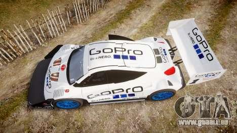 Suzuki Monster Sport SX4 2011 pour GTA 4 est un droit