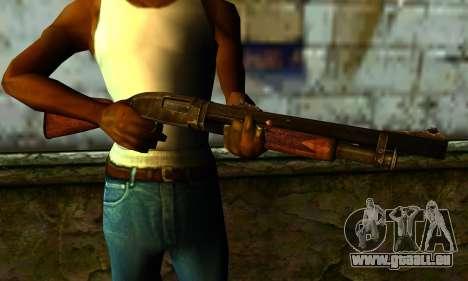 Shotgun from Gotham City Impostors v1 pour GTA San Andreas troisième écran