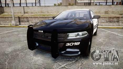Dodge Charger 2015 LPD CHGR [ELS] pour GTA 4
