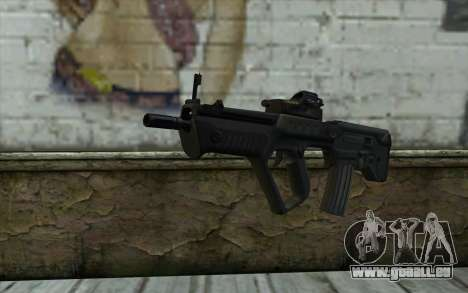TAR-21 Bump Mapping v3 für GTA San Andreas