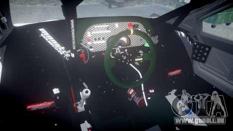 Suzuki Monster Sport SX4 2011 für GTA 4 Innenansicht