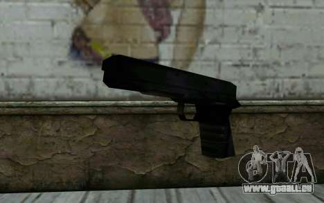 Pistol from Cutscene pour GTA San Andreas