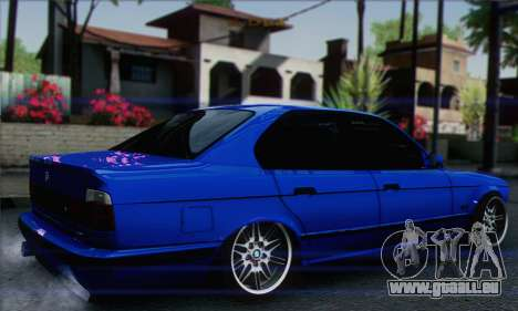 BMW M5 E34 V10 für GTA San Andreas linke Ansicht