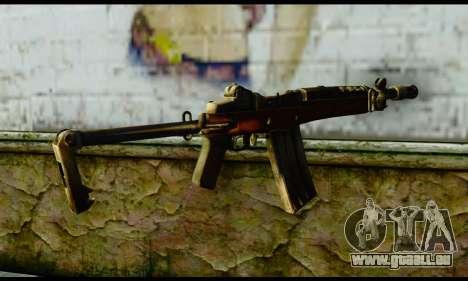 Ruger Mini-14 from Gotham City Impostors v2 für GTA San Andreas zweiten Screenshot