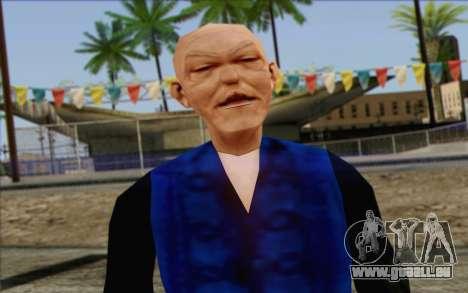 Squad Mitglied AI Haut 5 für GTA San Andreas dritten Screenshot