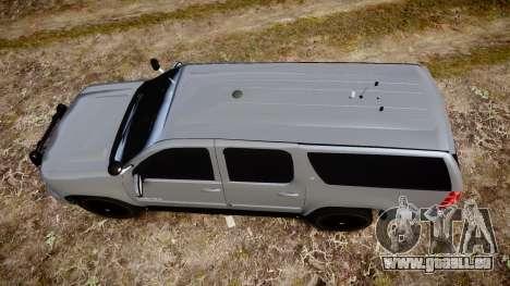 Chevrolet Suburban [ELS] Rims2 pour GTA 4 est un droit