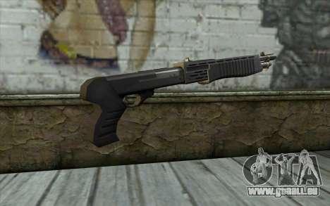 Fusil de chasse à partir de la Demi - Vie de la  pour GTA San Andreas deuxième écran