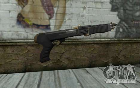 Schrotflinte aus Half - Life Paranoia für GTA San Andreas zweiten Screenshot