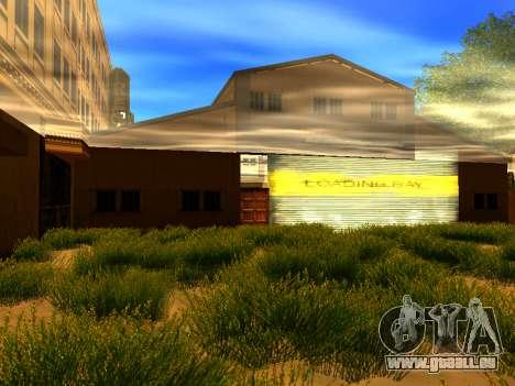 Relax City pour GTA San Andreas cinquième écran