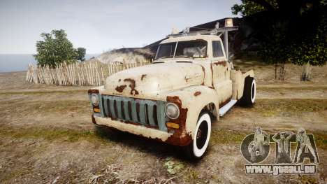 DMG Titan [EPM] Rusty pour GTA 4