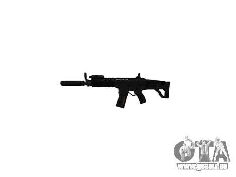 Maschine LK-05 Schalldämpfer icon2 für GTA 4 dritte Screenshot