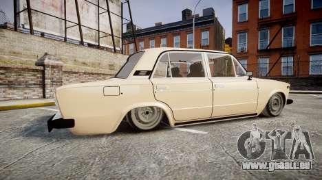 DIESE Lada 2106 für GTA 4 linke Ansicht