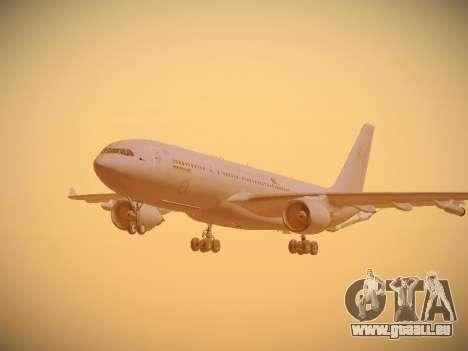 Airbus KC-45A (A330-203) Australian Air Force pour GTA San Andreas laissé vue