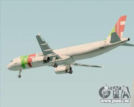 Airbus A321-200 TAP Portugal für GTA San Andreas Motor