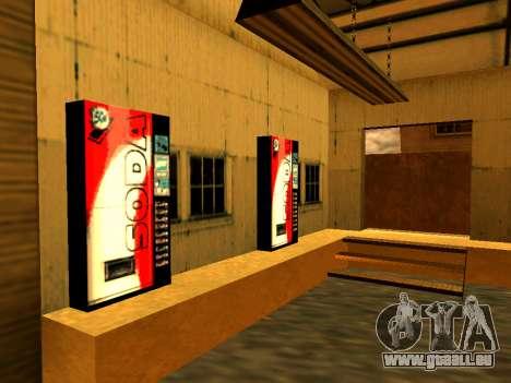 Relax City pour GTA San Andreas neuvième écran