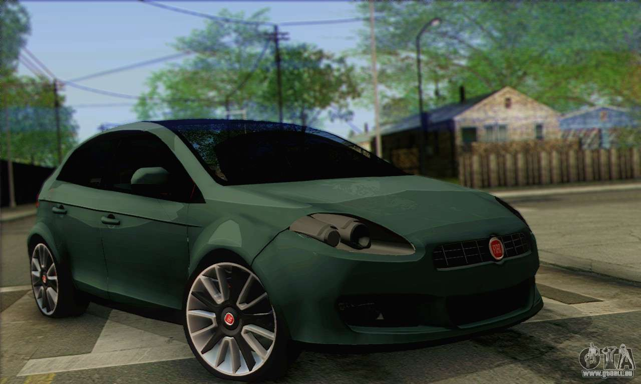 fiat bravo 2 pour gta san andreas. Black Bedroom Furniture Sets. Home Design Ideas