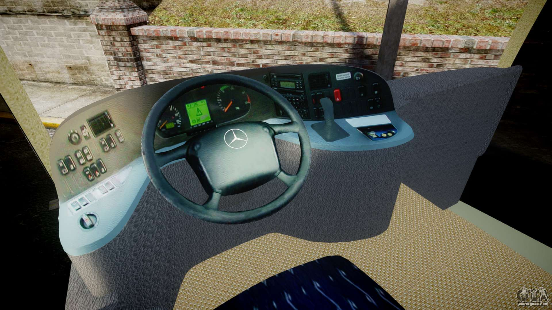 Mercedes benz travego turkey pour gta 4 for Mercedes benz turkey