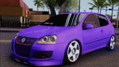 Volkswagen Golf Mk5 GTi Turkish Tuned pour GTA San Andreas