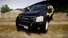 Chevrolet Suburban [ELS] Rims1 pour GTA 4