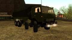 Le KamAZ-6350