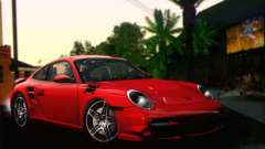 Porsche 997 Turbo Tunable
