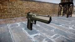 Pistole IMI Desert Eagle Mk XIX Schwarz