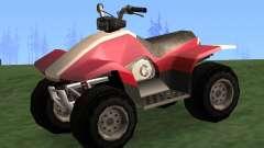 Mis à jour le Quad pour GTA San Andreas