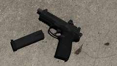 Pistolet FNP-45