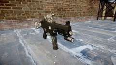 Pistolet UMP45 en Fibre de Carbone