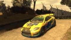 Mitsubishi Eclipse GT Rallycross