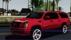 Cadillac Escalade ESV pour GTA San Andreas