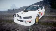 Subaru Impreza WRC 1998 SA Competio v3.0