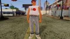 Cuban from GTA Vice City Skin 1