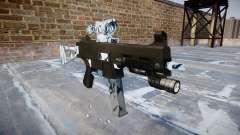 Pistolet UMP45 Crânes