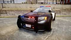 GTA V Cheval Fugitive LS Police [ELS]