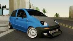 Daewoo Matiz Tuned für GTA San Andreas