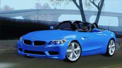 BMW Z4 sDrive28i 2012 Stock für GTA San Andreas