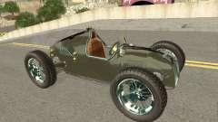 Audi Type C 1936 Race Car