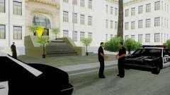 Die Wiederbelebung von allen Polizeistationen